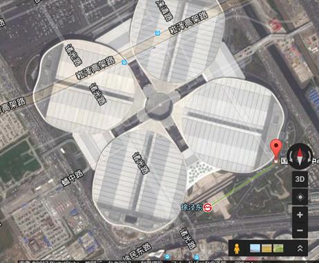 上海国家展覧中心(虹橋)